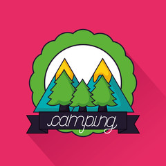 camping summer related