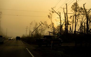 Florida Panhandle Faces Unimaginable Destruction After Hurricane Michael