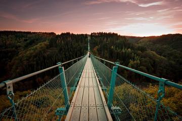 Hängebrücke Geierlay - Mörsdorf - Rheinland-Pfalz - Hunsrück