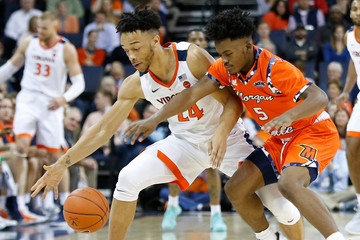 NCAA Basketball: Morgan State at Virginia