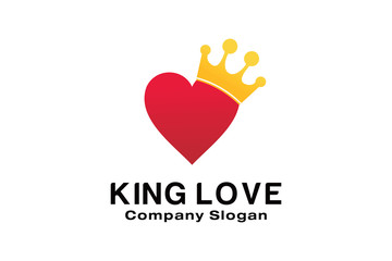 KING LOVE LOGO DESIGN