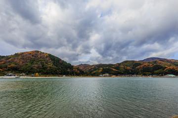 兵庫 豊岡の自然風景