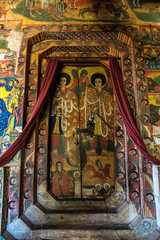 Äthiopien - Tanasee - Ura Kidane Mihret Kloster