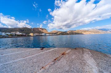 Hafen auf Kreta