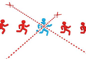 Symbol Runner Cut
