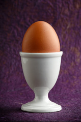 egg in egg cup