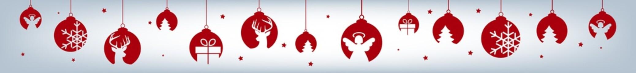 Weihnachten Banner Header Christmas xmas decoration
