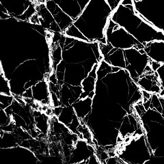 Abstract background of black marble