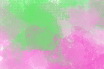 Pink green abstract artistic texture