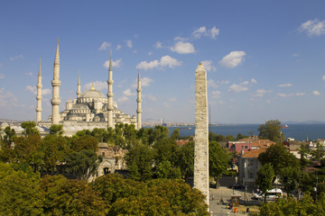 Blue Mosque_ Sultanahmed