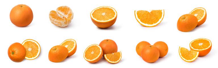 Orange fruit Wall mural