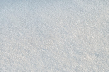 abstract winter background, natural snow image, soft focus