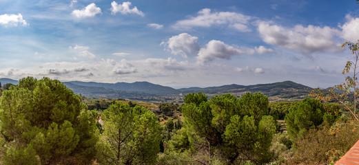 Le Castellet Lanscape