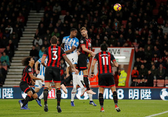 Premier League - AFC Bournemouth v Huddersfield Town