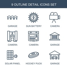 detail icons
