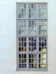 church windows in røros
