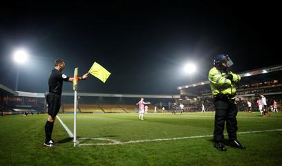 Checkatrade Trophy - Second Round - Port Vale v Stoke City U21