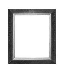 Silver Grunge Frame