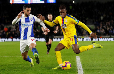 Premier League - Brighton & Hove Albion v Crystal Palace