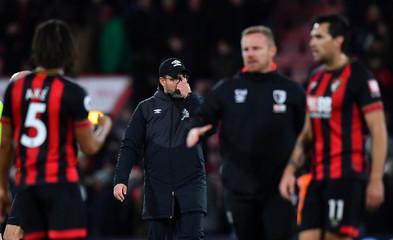 Premier League - AFC Bournemouth v Huddersfield Town