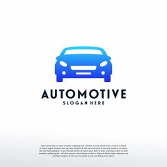 Simple Iconic Automotive logo template, Car Logo template, Logo symbol icon