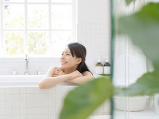 バスルーム・女性