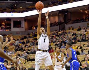 NCAA Basketball: Texas  at Missouri