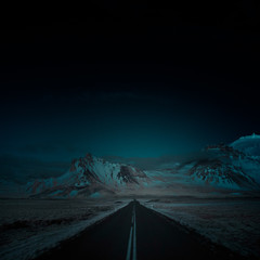 Road to the east