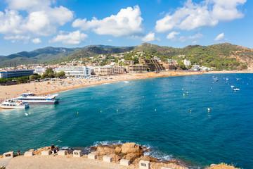 Tossa de Mar, Costa Brava, Espagne