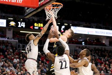 NCAA Basketball: Northern Kentucky at Cincinnati