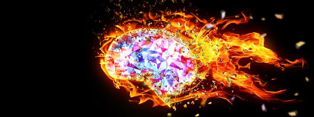 Fire brain