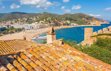Tossa de Mar, Espagne