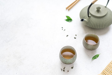Chinese Tea Composition
