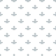 Chancery pattern vector seamless repeat for any web design