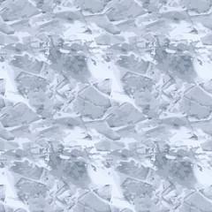 Ice texture seamless pattern, vector illustration
