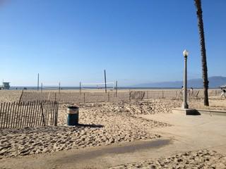 アメリカ カリフォルニア  ロサンゼルス 海