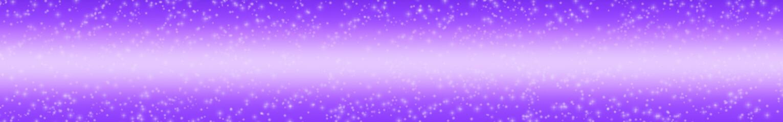 Violetter Hintergrund mit Sternen