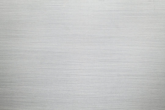 Brushed aluminum or steel - silver background or texture
