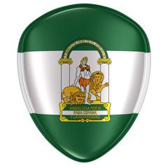 Andalucia flag icon