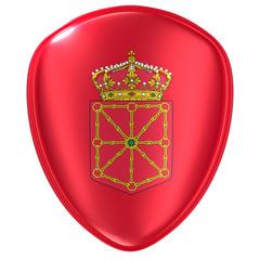 Navarra flag icon