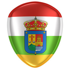 La Rioja flag icon
