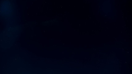 Background and texture of night sky with small star.