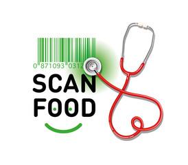 scan food