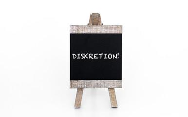 Diskretion