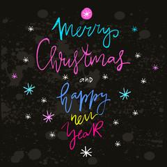 Christmas lettering12