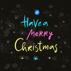 Christmas lettering13