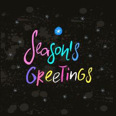 Christmas lettering14