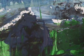 Abstract background landscape illustration