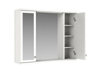 White mirror cabinet