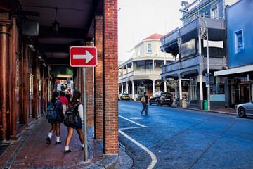 Kapstadt, Longstreet